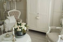 French and shabby style