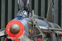 Hot RAF jets from the Lightning to the Typhoon!