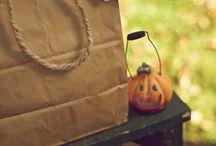Halloween Gift / Una dolce idea da donare al termine della festa