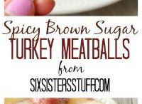 Recipes - Turkey / by Isheeta Gandhi