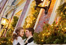 Winter Weddings / Enjoy these photos of Winter Weddings at the Hawthorne Hotel.
