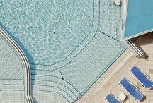 piscinas y paisajes