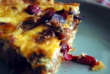 Pies & Tarts:  Food, glorious food