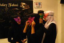 Masquerade Party / MyPadzCafe Masquerade Party