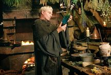 Cadfael - brother Cadfael and his cases