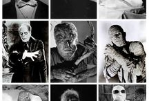 Old B/W Horror Movies