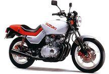 Suzuki GS650 / Katana