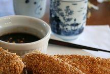Recipes: Oriental / Japanese, Chinese, & Korean, Filipino etc. / by Tynesha Keene
