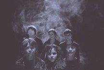 harry potter/supernatural