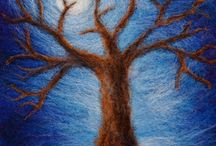 Felting art and more