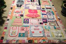 quilted baby duvet