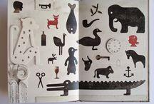 Artbooks, sketchbooks, zines / by Christina E.