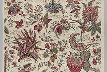 Textiles / Antique, vintage, sample books