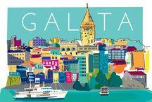 İstanbul'un Hikayeci Amcası: Galata Kulesi / Galata Kulesi'ni herkes bilir. Peki ya hikayelerini?  http://emjt.co/07age