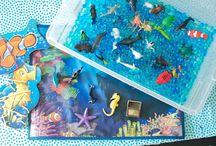 MFW- Unit 9 Octopus / My Fathers World Homeschool - Kindergarten