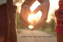 love&relationships / by Cassie O'Hara