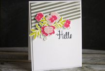Cards - Petals and Stems, Avery Elle