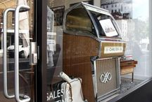 shop fronts / display