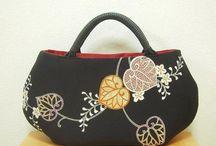 Kimono bags +