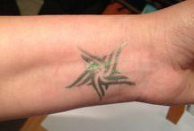 Spray on tattoo
