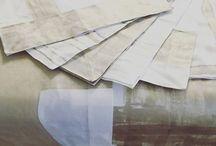 Porter Teleo table linens