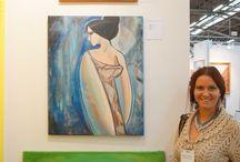 Exhibitions and me. / Love & joy