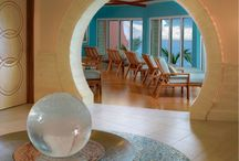 La Serena Spa / Slip into an elegant atmosphere of tranquility at La Serena Spa. Spectacular ocean views help to set the tone for your spa experience in the personalized care of our acclaimed therapists. http://www.thereefs.com/spa.php