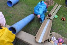 loose parts play outdoor