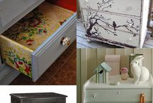 DiY~RePuRpOsEd~rEcYcLeD~CrAfTy /  Love to make something lovely from junk. Fun stuff! / by Sheri <3