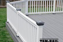 Tam-Rail® Railing System