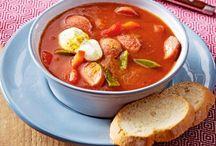 Es ist noch Suppe da!!