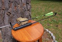 Atlatl - primitive weapons