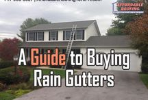 A Guide to Buying Rain Gutters: Info You Should Know