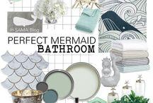 Mermaid pirate Bathroom