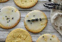 Småkager, cookies og andet til kaffen