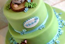 Inspiration - Birthday Cakes.