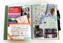 travel - scrapbooking