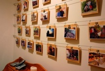Decorating with Photos & Signs