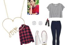 Polyvore outfits - Victoria Justice