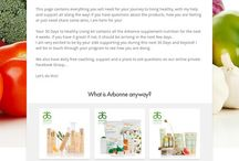 Arbonne 30 Days to Healthy Livning