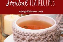 Tea DIY Recipes