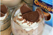 mousse/ice cream