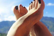 feet fever