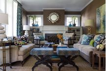 s t y l e: transitional style / Transitional home / by z f l i c k a's  Style Blog