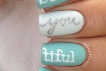 Diy nail art/inspiration