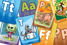 ABC flash cards / http://kck.st/14TWeb0