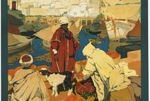 Algeria | Vintage Posters