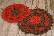 Crocheted 2 / by Linda Schulte