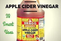 my LOVE for ACV / Apple Cider Vinegar LOVER!