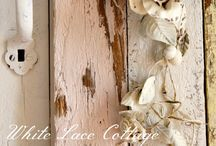 painted cottage style